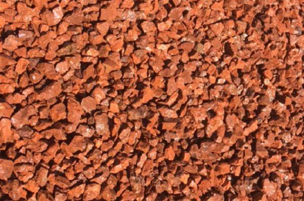 14mm Red Granite 25kg Bag Staffbuild